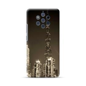 City night skyline Nokia 9 PureView Case