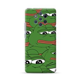 Sad Pepe frog seamless Nokia 9 PureView Case