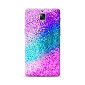 Rainbow Glitter OnePlus 3 Case