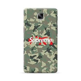 Supreme Camo OnePlus 3 Case