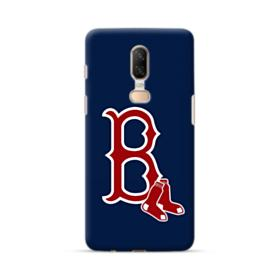 Boston Red Sox Logo B OnePlus 6 Case
