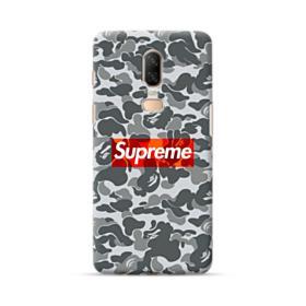 Bape x Supreme OnePlus 6 Case