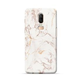 Rosegold Marble OnePlus 6 Case