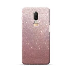 Rose Gold Glitter OnePlus 6 Case