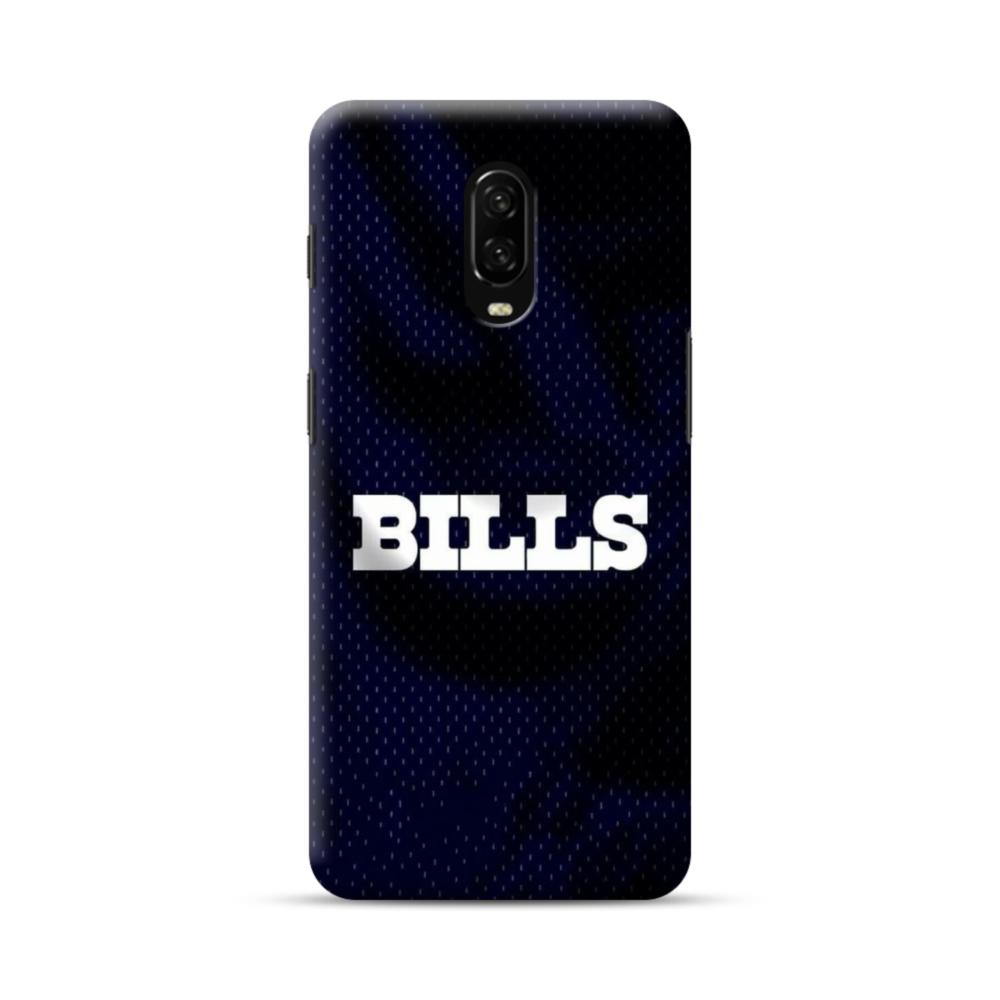 detailed pictures 23901 b0855 Bills Dots Fabric OnePlus 6T Case