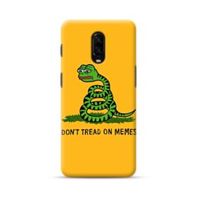 Pepe the frog don't tread on memes OnePlus 6T Case