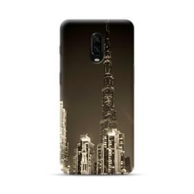 City night skyline OnePlus 6T Case