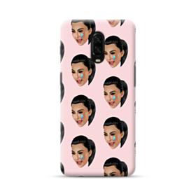 Crying Kim emoji kimoji seamless OnePlus 6T Case