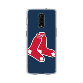 Chicago Cubs Mascot Wood OnePlus 6T Clear Case   CaseFormula