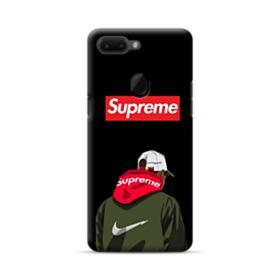 Supreme x Nike Hoodie Oppo R15 Case