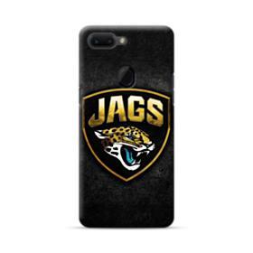 Jags Logo Shield Oppo R15 Case