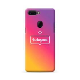 I Love Instagram Oppo R15 Case