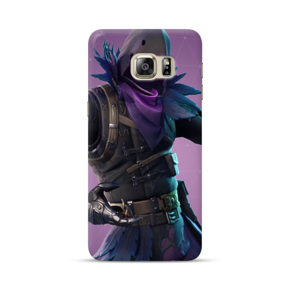 new style f0809 78254 Fortnite Raven Outfits Samsung Galaxy S6 Edge Plus Case
