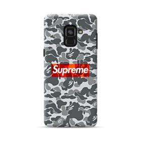 Bape x Supreme Samsung Galaxy A8 (2018) Case