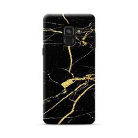 Gold Black Marble Samsung Galaxy A8 (2018) Case