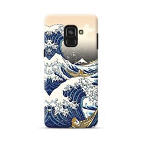 Waves Samsung Galaxy A8 Plus (2018) Case