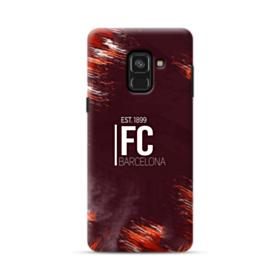 FC Barcelona EST 1899 Samsung Galaxy A8 Plus (2018) Case