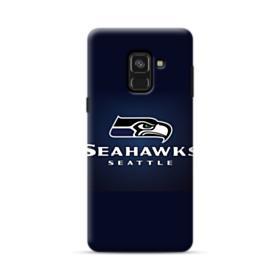 Seattle Seahawks Logo Samsung Galaxy A8 Plus (2018) Case
