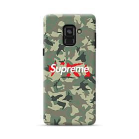Supreme Camo Samsung Galaxy A8 Plus (2018) Case