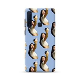 Kendall Jenner funny  Samsung Galaxy A9 (2018) Case