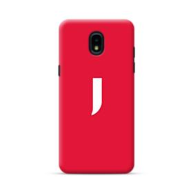 Initial J Icon Samsung Galaxy J3 2018 Case