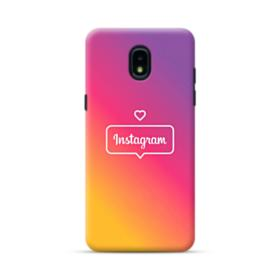 I Love Instagram Samsung Galaxy J3 2018 Case