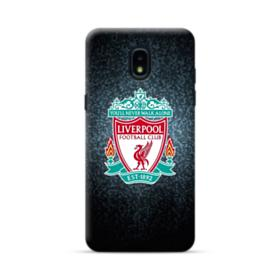 Liverpool Football Club Emblem Samsung Galaxy J3 2018 Case