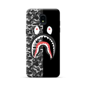 Bape Shark Camo & Black Samsung Galaxy J3 2018 Case