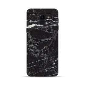 Black & White Marble Samsung Galaxy J6 (2018) Case