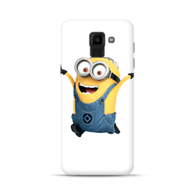 Kevin the Minion Samsung Galaxy J6 (2018) Case