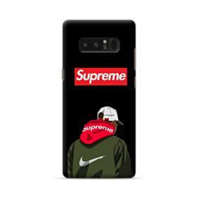 Supreme x Nike Hoodie Samsung Galaxy Note 8 Case