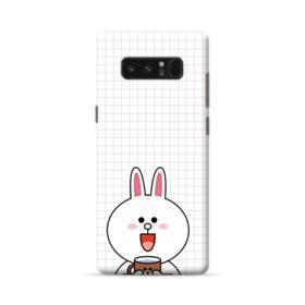 Line Friends Cony Samsung Galaxy Note 8 Case