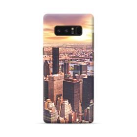 New York Skyline Samsung Galaxy Note 8 Case