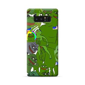 Rare pepe the frog seamless Samsung Galaxy Note 8 Case