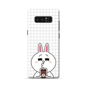 Line Friends Cony in Love Samsung Galaxy Note 8 Case