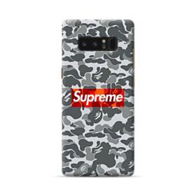Bape x Supreme Samsung Galaxy Note 8 Case