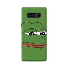 Sad Pepe frog Samsung Galaxy Note 8 Case