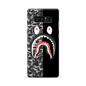 Bape Shark Camo & Black Samsung Galaxy Note 8 Case