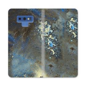 Rusty Iron Samsung Galaxy Note 9 Wallet Case