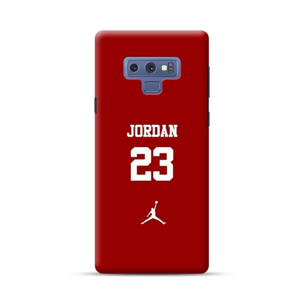 buy popular 495ea ef965 Jordan 23 Samsung Galaxy Note 9 Case