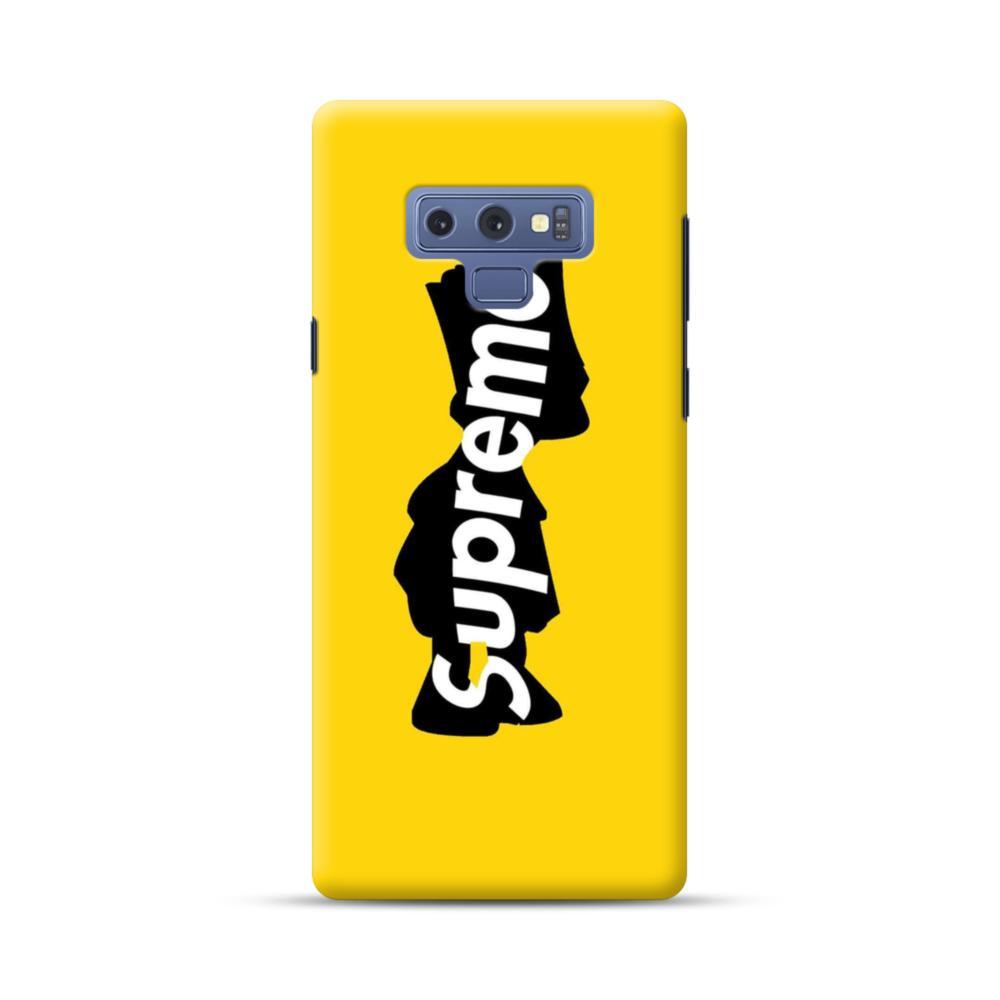 newest 4397d 5d3d2 Supreme Clipart Samsung Galaxy Note 9 Case