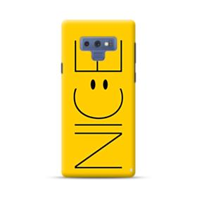 Cute Funny Yellow Nice Samsung Galaxy Note 9 Case