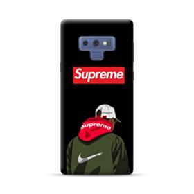 Supreme x Nike Hoodie Samsung Galaxy Note 9 Case