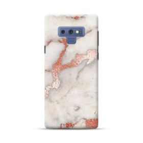 Rosegold Marble Samsung Galaxy Note 9 Case