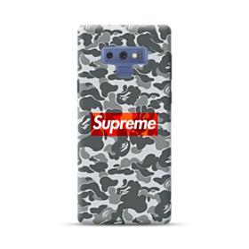 Bape x Supreme Samsung Galaxy Note 9 Case