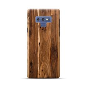 Antique Flooring Hickory Wood Samsung Galaxy Note 9 Case