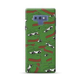 Sad Pepe frog seamless Samsung Galaxy Note 9 Case