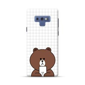 Brown Missing Cony Samsung Galaxy Note 9 Case
