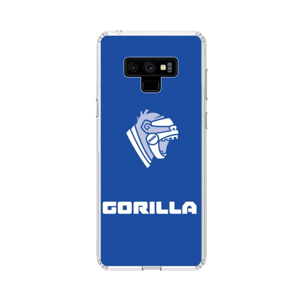 outlet store 6be0c eb578 Gorilla Redesign Samsung Galaxy Note 9 Clear Case