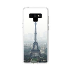 Eiffel Tower Samsung Galaxy Note 9 Clear Case